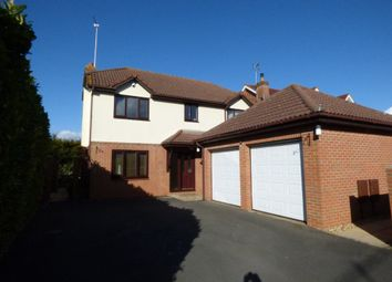 Thumbnail 4 bed detached house for sale in Sandstone Rise, Winterbourne, Bristol, Gloucestershire