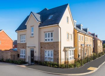 "Thumbnail 4 bed semi-detached house for sale in ""Hexham"" at Knights Way, St. Ives, Huntingdon"