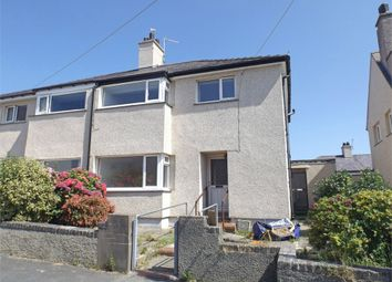 Thumbnail 3 bedroom semi-detached house for sale in Maes Yr Haf, Holyhead, Anglesey