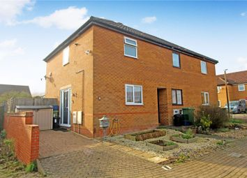 Thumbnail 1 bed end terrace house for sale in Barnstaple Court, Milton Keynes