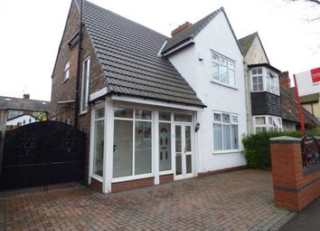 Thumbnail 5 bed semi-detached house for sale in Auburn Road, Manchester, Greater Manchester