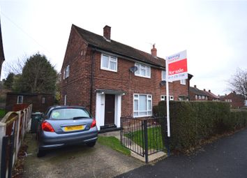 Thumbnail 3 bed semi-detached house for sale in Throstle Road North, Leeds, West Yorkshire
