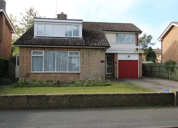 Thumbnail 4 bed detached house to rent in Wetherby Road, Harrogate