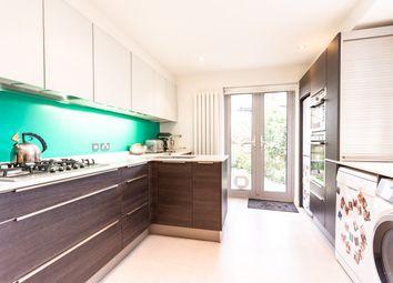 Thumbnail 4 bed terraced house to rent in Mervyn Road, Ealing, Ealing