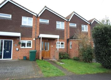 Thumbnail 2 bed terraced house for sale in Orchard Avenue, Ashford, Surrey