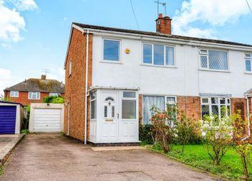 Thumbnail 3 bedroom semi-detached house for sale in Morse Road, Whitnash, Leamington Spa, Warwickshire