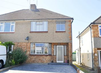 Thumbnail 3 bed semi-detached house for sale in Hillside Grove, Chelmsford, Essex