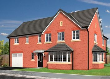 Thumbnail 4 bed detached house for sale in The Whitemoor Lawton Green, Alsager, Stoke-On-Trent