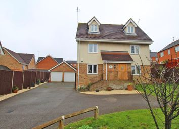 Thumbnail 4 bed detached house for sale in Cleves Road, Haverhill