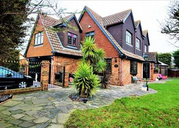 Thumbnail 4 bed detached house for sale in Convent Road, (Pantiles), Canvey Island, Essex