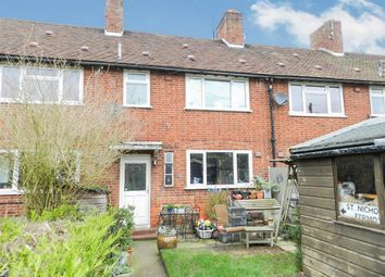 Thumbnail 2 bedroom terraced house for sale in Monks Close, Bircham Newton, King's Lynn