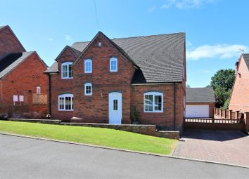 Thumbnail 5 bed detached house for sale in Zion Hill, Coleorton