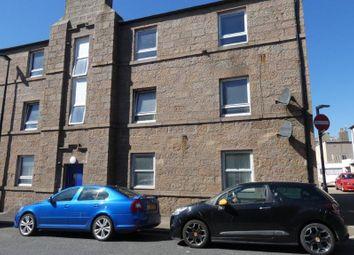 Thumbnail 2 bed flat to rent in Jamaica Street, Peterhead, Aberdeenshire