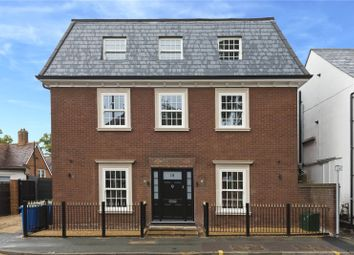 Thumbnail 5 bed detached house to rent in Church Street, Esher, Surrey