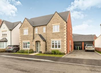 Thumbnail 4 bedroom detached house for sale in Gardiner Road, Kineton, Warwick