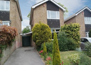 Thumbnail 3 bed detached house for sale in Yarnfield Close, Meir. Stoke-On-Trent, Staffordshire