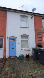 Thumbnail 2 bed terraced house to rent in Woodside Road, Tonbridge, Kent