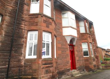Thumbnail 1 bed flat to rent in Alexander Street, Coatbridge, North Lanarkshire