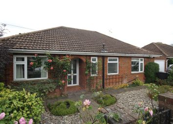Thumbnail 3 bed detached bungalow for sale in Copse Road, Hildenborough, Tonbridge