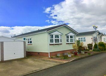 Thumbnail 2 bed mobile/park home for sale in Allington Gardens, Allington, Grantham