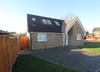 Thumbnail 2 bed detached bungalow to rent in Lodge Way, Stevenage