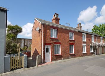 Thumbnail 2 bed end terrace house for sale in Waterloo Road, Lymington, Hampshire
