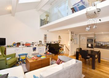 Thumbnail 2 bed mews house for sale in Wellington Close, London