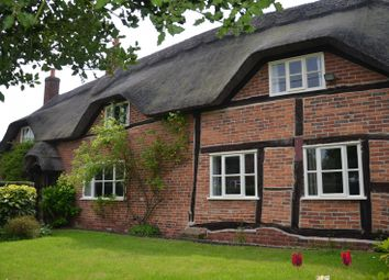 Thumbnail 3 bed cottage for sale in Babelake Street, Packington