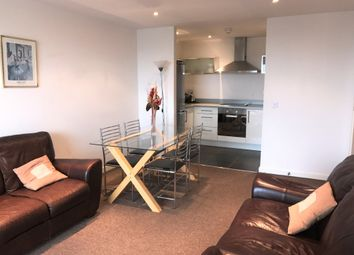 Thumbnail 2 bed flat to rent in Chandlers Wharf, 33 Cornhill, Liverpool