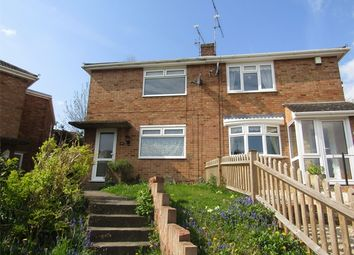Thumbnail 2 bed semi-detached house for sale in Ingle Road, Chatham, Kent