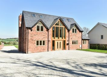 Thumbnail 5 bed detached house for sale in Pitcot Lane, Owslebury, Winchester