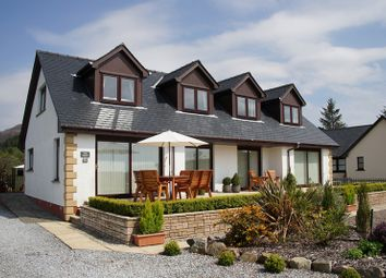 Thumbnail 4 bed detached house for sale in Bunree, Onich, Fort William