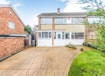 4 bed semi-detached house for sale in Highmore Drive, Bartley Green, Birmingham B32