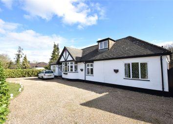 Thumbnail 4 bedroom detached bungalow to rent in Jigs Lane North, Warfield, Binfield, Berkshire