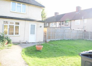 Thumbnail 3 bedroom end terrace house for sale in Rugby Road, Dagenham