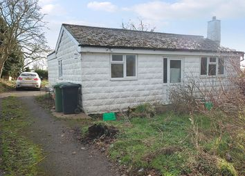 Thumbnail 2 bed detached bungalow for sale in Stoke Lacy, Bromyard