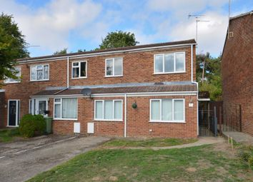 Thumbnail 3 bed end terrace house to rent in Brooke Close, Bletchley, Milton Keynes