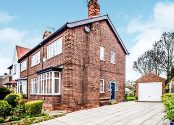 4 bed semi-detached house for sale in Belmont Street, St. Johns, Wakefield, West Yorkshire WF1