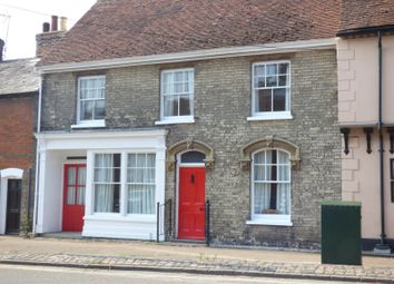 Thumbnail 4 bed terraced house to rent in Hall Street, Long Melford, Sudbury