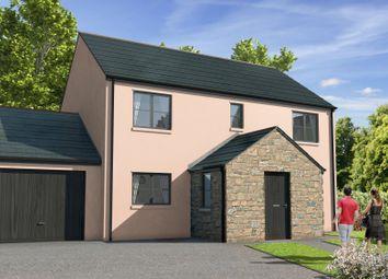 Thumbnail 4 bedroom detached house for sale in Duffryn Oaks, Pencoed, Bridgend