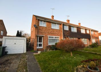 Thumbnail 3 bed end terrace house for sale in Lynwood Drive, Mytchett, Camberley