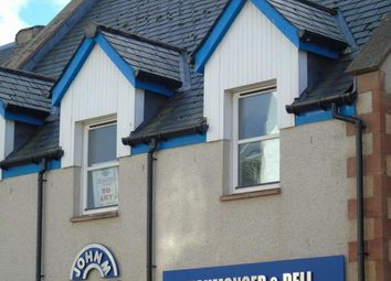 Thumbnail 2 bedroom flat to rent in High Street, Dingwall