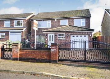 Thumbnail 4 bed detached house for sale in Quarry Road, Ravenshead, Nottingham, Nottinghamshire
