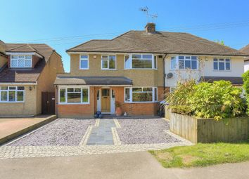 Thumbnail 4 bed property to rent in Bullens Green Lane, St Albans, Herts