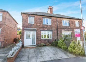 Thumbnail 2 bed semi-detached house for sale in Grange View, Pudsey