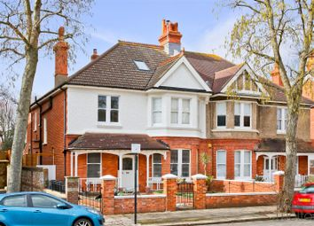 Thumbnail 5 bed semi-detached house for sale in Pembroke Avenue, Hove