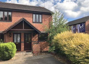 Thumbnail 2 bed property to rent in Burgess Close, Warndon Villages, Worcester