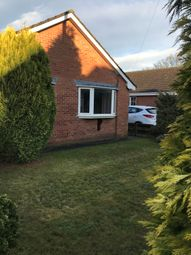 Thumbnail 4 bed bungalow to rent in Oakdale Close, Edenthorpe, Doncaster