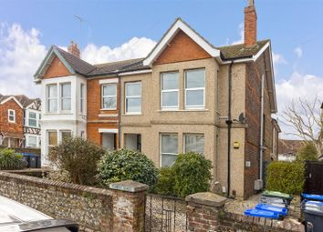 Thumbnail 1 bed flat for sale in Belsize Road, Worthing