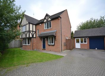 Thumbnail 4 bed property to rent in Gelt Burn, Didcot, Oxfordshire